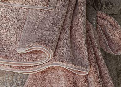 Bath towels - Essentiel Nude - Towel and wash glove - ALEXANDRE TURPAULT