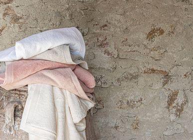 Bath towels - Essentiel Meringue - Towel and wash glove - ALEXANDRE TURPAULT