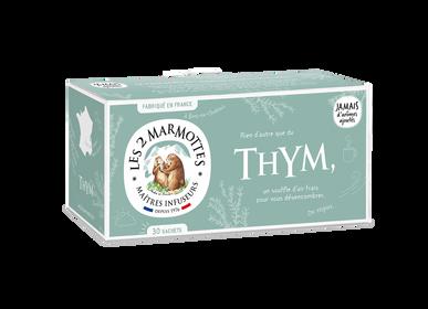 Café et thé - Thym - LES 2 MARMOTTES SAS