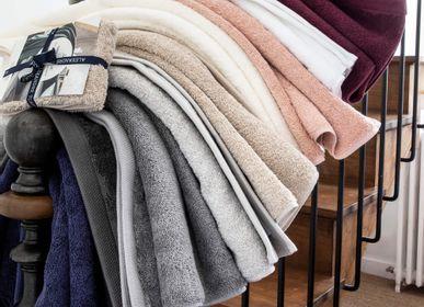 Bath towels - Essentiel Galet- Towel and wash glove - ALEXANDRE TURPAULT
