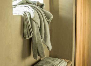 Serviettes de bain - Essentiel Eucalyptus - Serviette et gant de toilette - ALEXANDRE TURPAULT