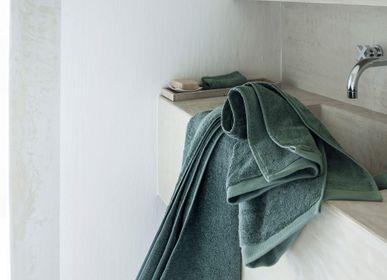 Bath towels - Essentiel Maquis - Towel and wash glove - ALEXANDRE TURPAULT