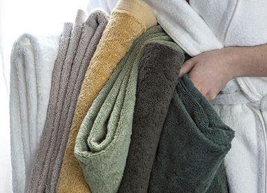 Serviettes de bain - Essentiel Pollen - Serviette et gant de toilette - ALEXANDRE TURPAULT