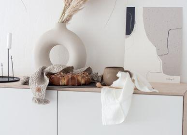 Art photos - LIN cellulose art piece, 30 x 40 cm - XERALIVING