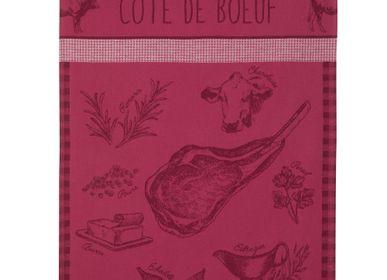 Tea towel - Côte de Bœuf - Tea towel - COUCKE