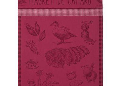 Tea towel - Magret de Canard - Tea towel - COUCKE