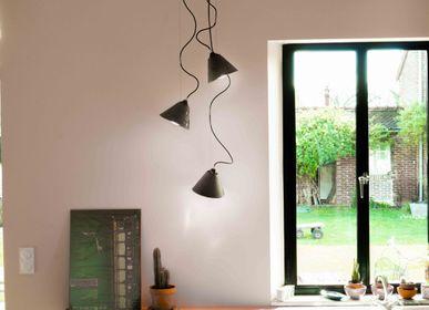 Hanging lights - Hanging light BURO  - MU - LUMINAIRES ET MATÉRIAUX EN POLYMÈRE MINÉRAL SOUPLE