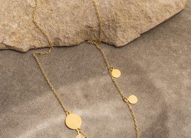 Jewelry - Circles Necklace - ESSYELLO