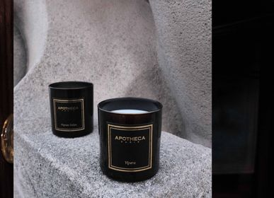 Scents - APOTHECA Scented Candle - 3 New Scents 2021 - APOTHECA - LUXURY FRAGRANCES MADE IN PARIS