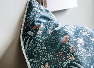 Bed linens - Ode Nocturne - Quilt and cushion case - ESSIX