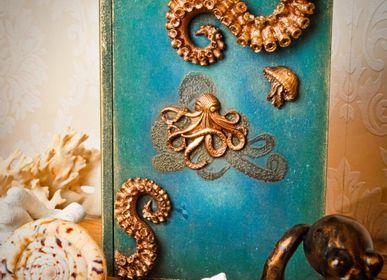 Objets de décoration - Boite livre Cthulhu - ATELIER TAMBONE