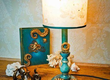 Lampes à poser - Lampe Cthulhu - ATELIER TAMBONE
