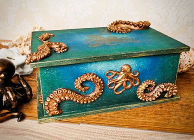 Caskets and boxes - Decoration Box Cthulhu - ATELIER TAMBONE