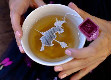 Coffee and tea - Witch Shape Tea Bag (Pack of 5)  - TEA HERITAGE