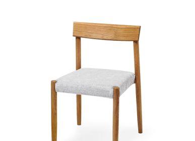 Chaises pour collectivités - Chaise empilable BO - WOODEK