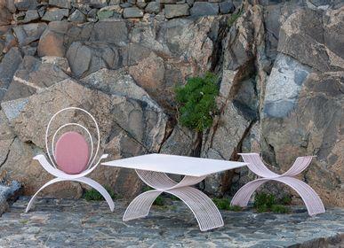 Chaises de jardin - Chaise ROMANA - ISIMAR