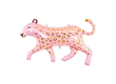 Objets de décoration - Ballon Leopard, 103x63cm, mélange - PARTYDECO