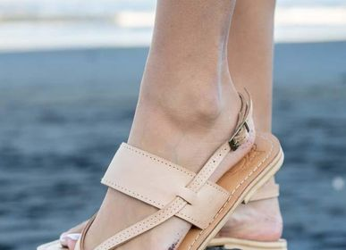 Chaussures - SANDALES NATURELLES - MON ANGE LOUISE