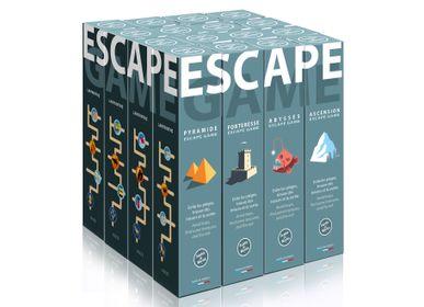 Children's games - Escape game - SOPHIE ET MARTIN