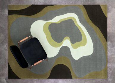 Tapis design - TAPIS «POMPÉIA» - ALESSANDRA DELGADO DESIGN