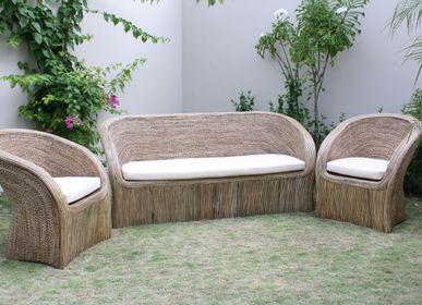 Sofas - Hyacinth Living Room - DECOETHNIQUE