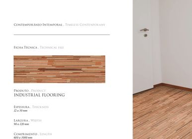 Indoor floor coverings - Ingenious Industrial Flooring - J&J TEIXEIRA