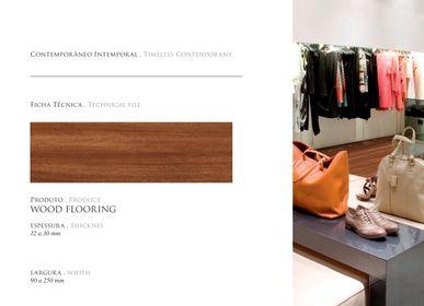 Indoor floor coverings - Ingenious Wood Flooring - J&J TEIXEIRA