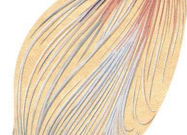 Decorative objects - Laser Venus Yellow Luxury Rug - TAPIS ROUGE