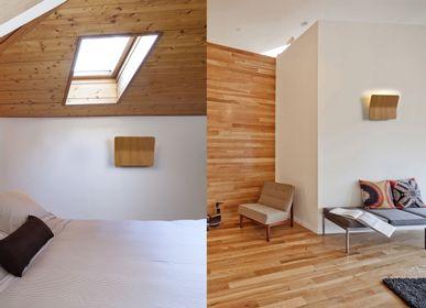 Appliques - KITO applique en bois - LUXCAMBRA