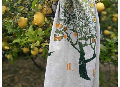Fabrics - Limone Furniture Fabric - COLORI DEL SOLE