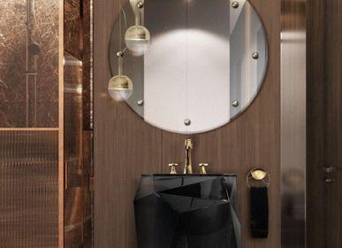 Chambres d'hôtels - MIROIR GLIMMER - MAISON VALENTINA