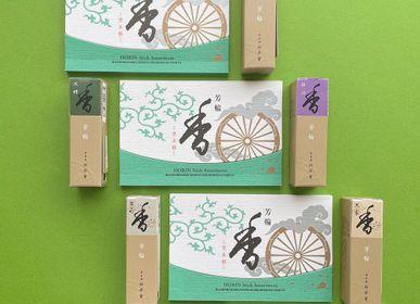 Aménagements pour bureau - Assortiment de bâtons HORIN Kyogosai/Horin (20 bâtonnets) - SHOYEIDO INCENSE CO.