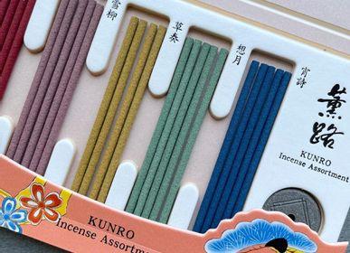 Cadeaux - KUNRO Assortiment (25 bâtons) - SHOYEIDO INCENSE CO.