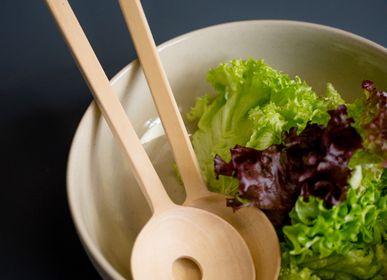 Cutlery set - Kinta's wooden cutlery and salad servers - KINTA
