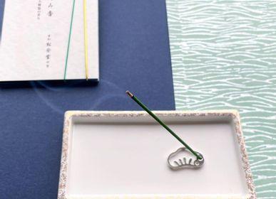 Cadeaux - Porte-encens argent Pin - SHOYEIDO INCENSE CO.