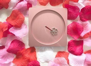 Cadeaux - Porte-encens argent Fleur de cerisier - SHOYEIDO INCENSE CO.