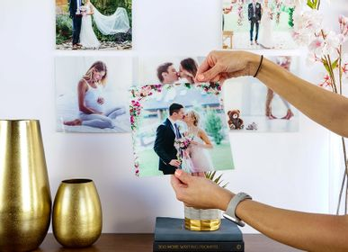 Objets personnalisables - Imprimez votre photo et votre photo murale en verre - PRINT YOUR PHOTO