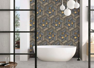 Other wall decoration - COUTURE  3d-2 - CERACASA