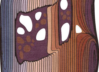 Design objects - Gamma Sud Designer Modern rug - TAPIS ROUGE