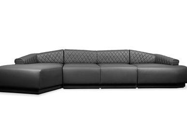 Canapés - Anguis Sofa - LUXXU MODERN DESIGN & LIVING