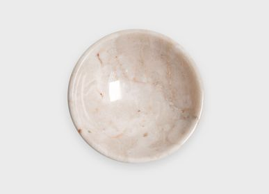 Decorative objects - Luna Dish in Marble - STILLGOODS