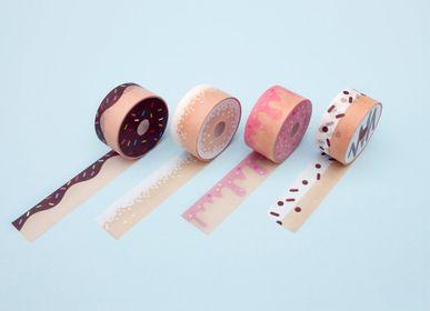 Stationery - Doughnut Tape - SUCK UK