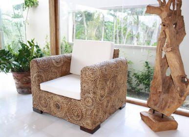 Card tables - Ethnic armchair - DECOETHNIQUE