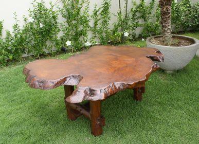 Tables basses - Table basse teck - DECOETHNIQUE