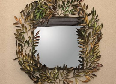 Miroirs - Miroir César - DECOETHNIQUE