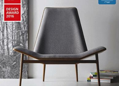 Chaises longues - chaise longue KEI - métal  - DOIMO BRASIL