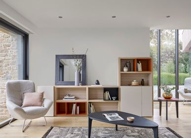 Office furniture and storage - PREFACE Living room - GAUTIER