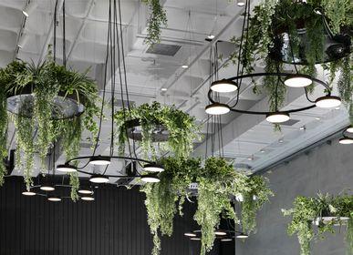 Hanging lights - ARO suspension lamp T-3541S / T-3542 / T-3543 - ESTILUZ