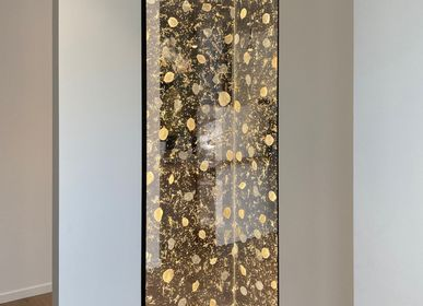 Wall panels - Illuminated nature in an ophthalmic clinic - DACRYL