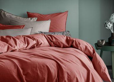 Bed linens - Douceur lavée - BLANC CERISE
